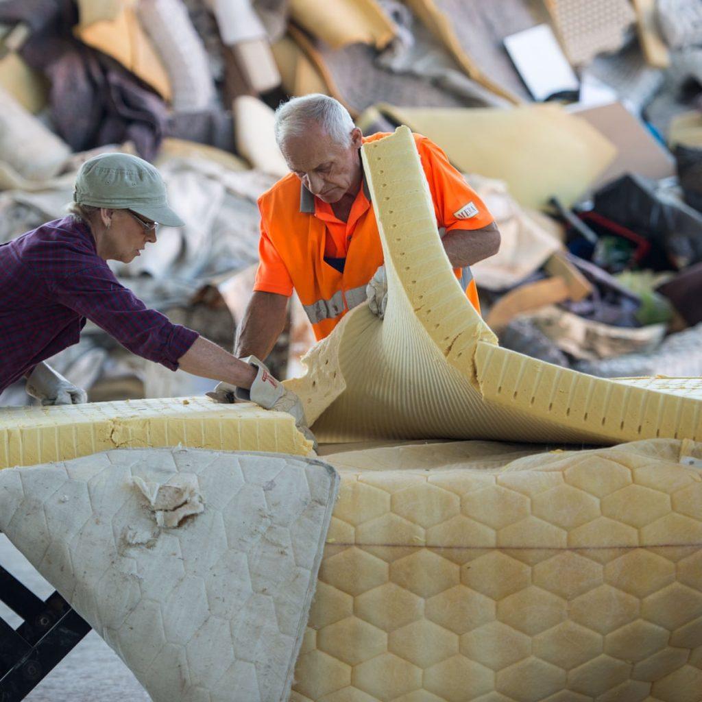 Mattress Disposal Services